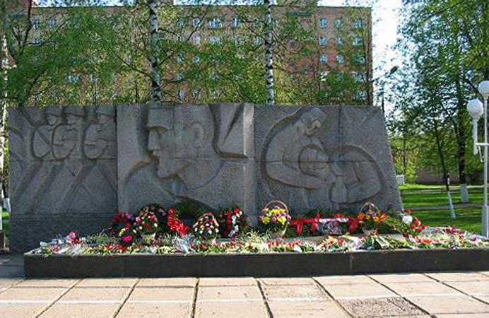 Сквер имени В. Ф. Полякова