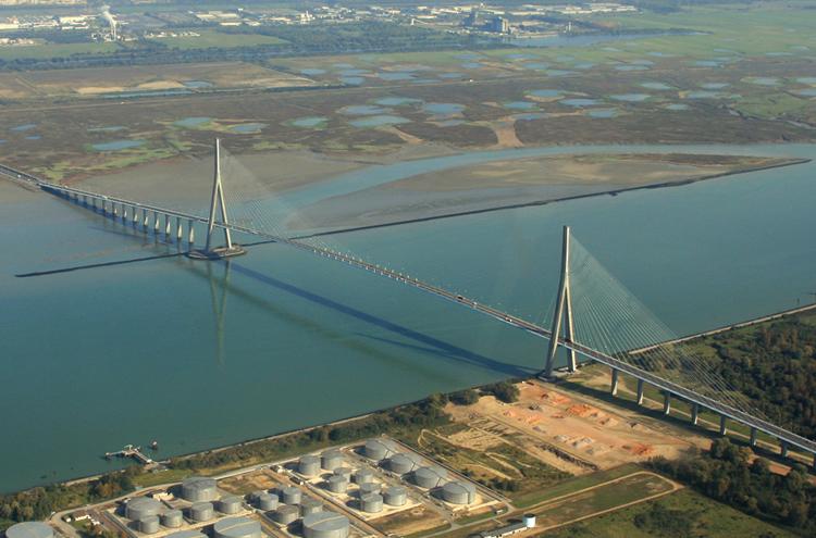 Мост Нормандии