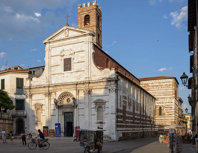 Церковь Санти Джованни и Репарата