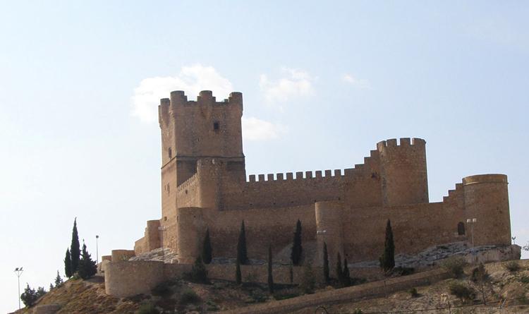 Замок Аталая
