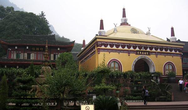 Монастырь Вань Нянь