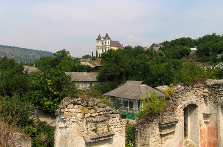 Село Рашково