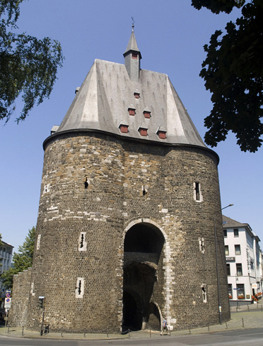Башни старой крепостной стены