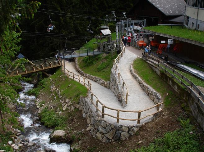 Парк Steinwasen