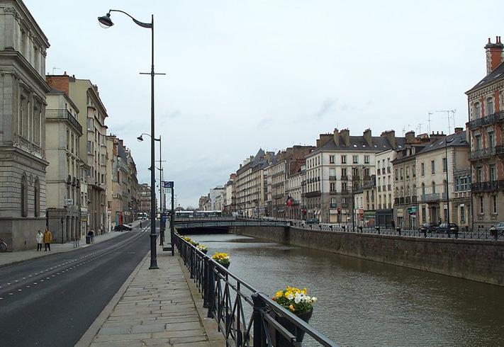 Река Vilaine