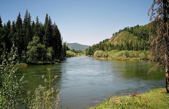 Река Громотуха