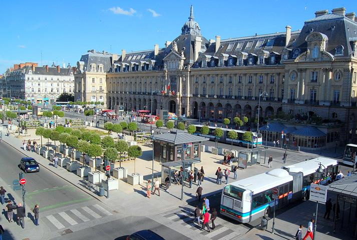 Столица Бретани