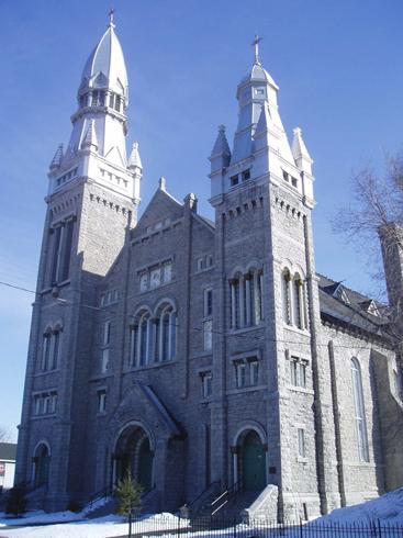 Церковь Святой Бригиды