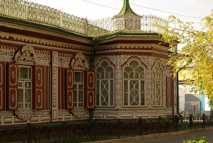 Музей литературы и искусства им. Бухар Жырау