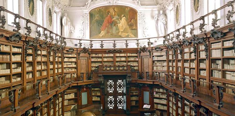 Внутри библиотеки Классенсе