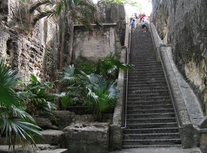 Королевская лестница