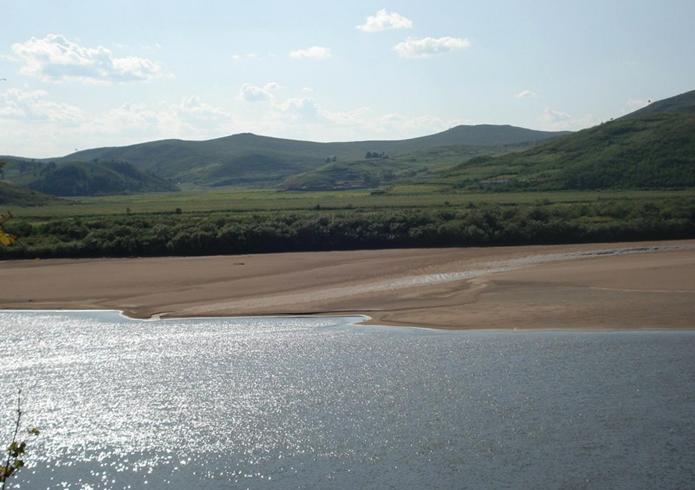 Река Туманган