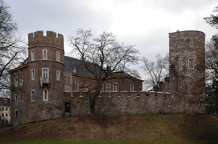 Замок Франкенберг