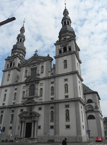 Церковь Stift Haug