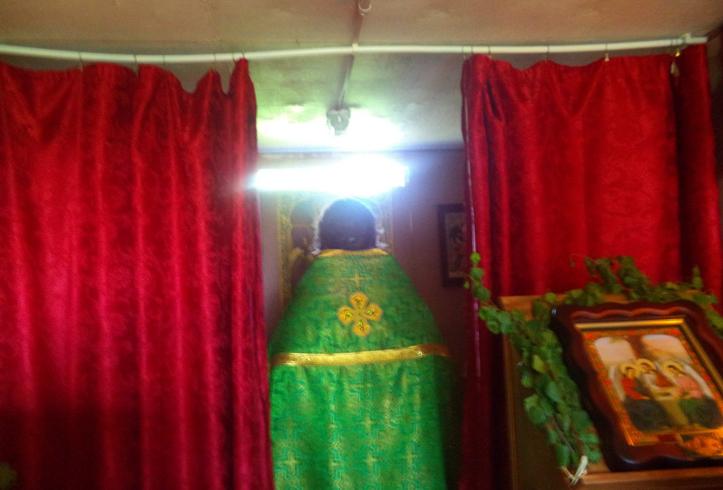 Церковь в честь иконы Божьей Матери «Скоропослушница»