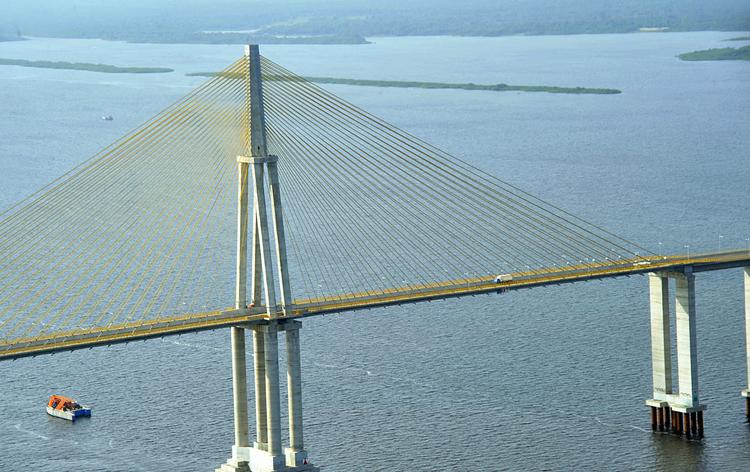 Мост через Рио-Негро