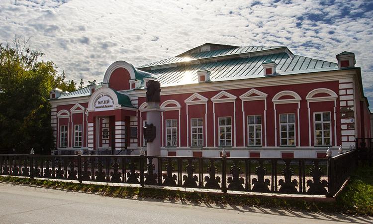 Темниковский историко-краеведческий музей имени Ф. Ф. Ушакова