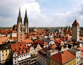 Знаменитые достопримечательности Регенсбурга