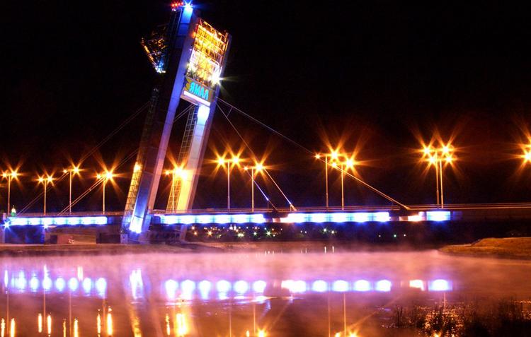 Вантовый мост «Факел»