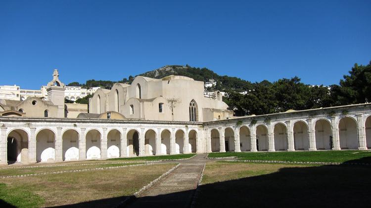 Монастырь Сан-Джакомо