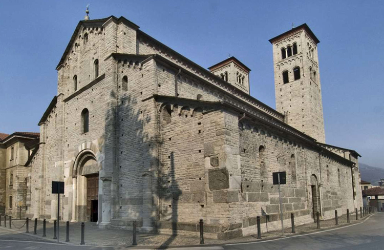 Базилика Сант Аббондио