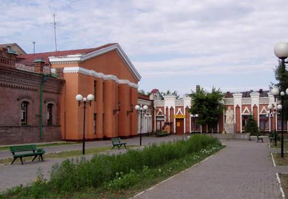 Театр драмы им. А. П. Чехова