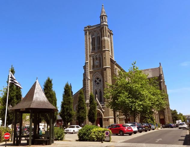 Церковь Сен-Меен