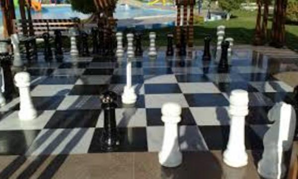 Шахматы в отеле Royal Albatros Moderna