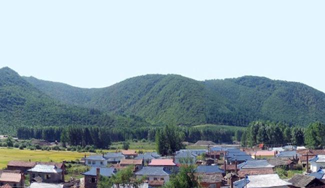 Гора Сеньлинь