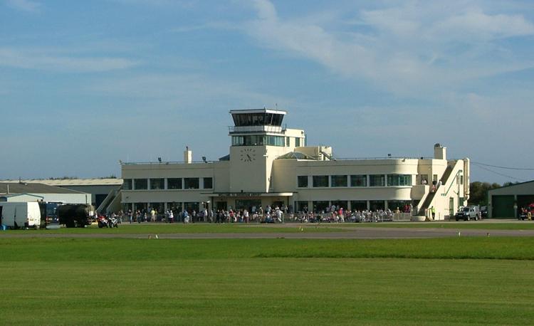 Аэропорт Шорхэм