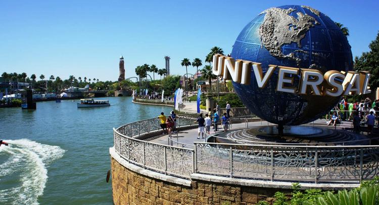Парк развлечений Universal Orlando