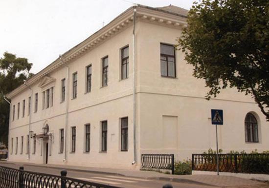 Слуцкая гимназия