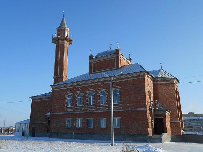 Мечеть Таква
