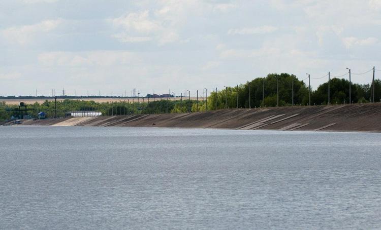 Сорочинское водохранилище