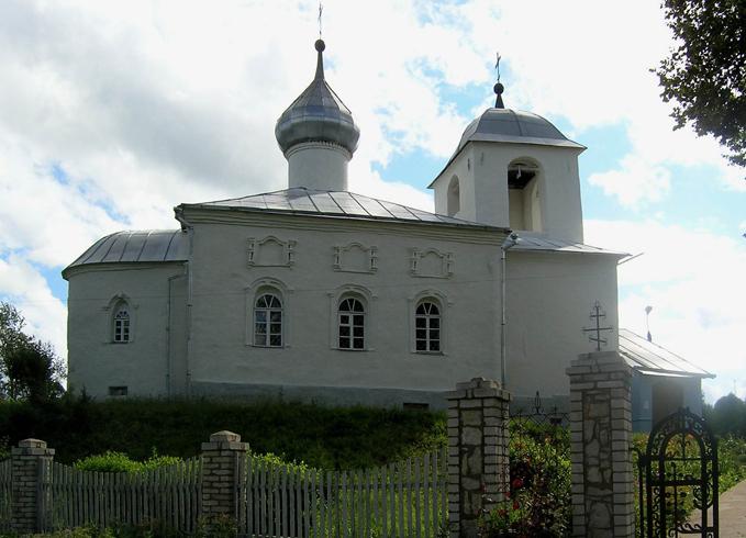 Спасо – Преображенская церковь