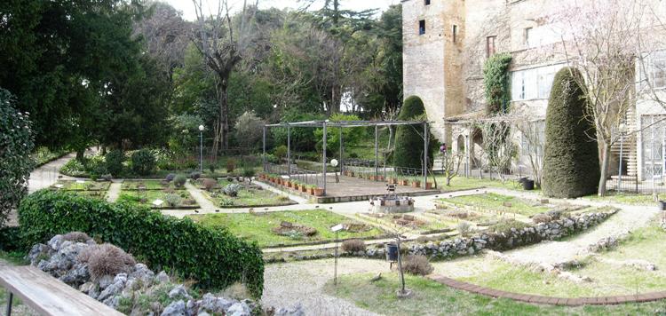 Средневековые сады