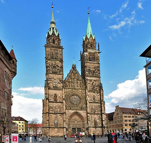 Рыцарский храм святого Лаврентия