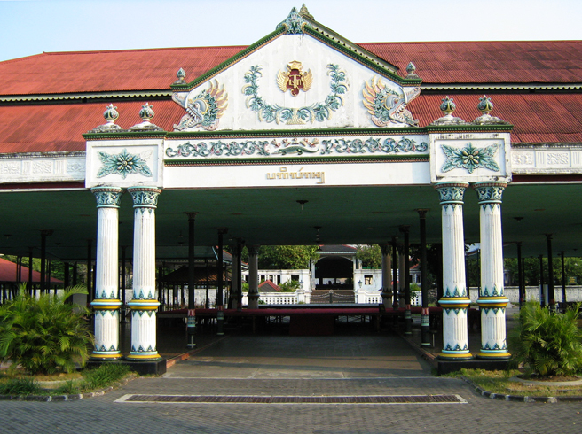 Дворец султана Кратон