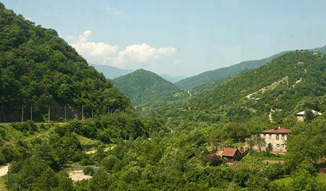 Сурамский перевал