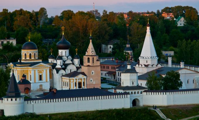 Свято-Успенский Старицкий монастырь