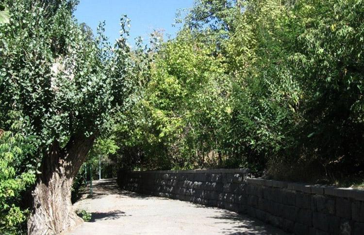 Парк города Гюмри