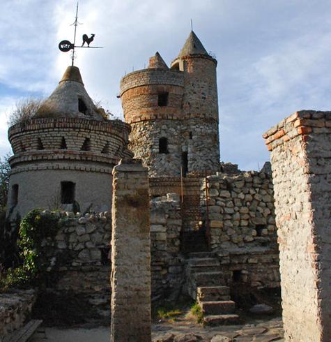 Замок Тароди