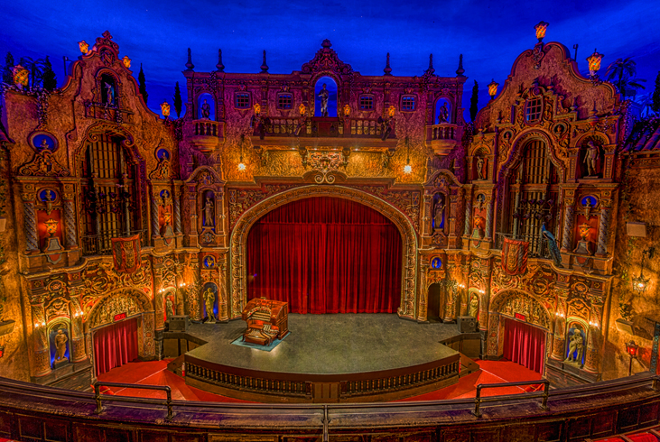 Театр Тампа