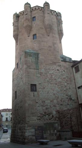 Башня Клаверо