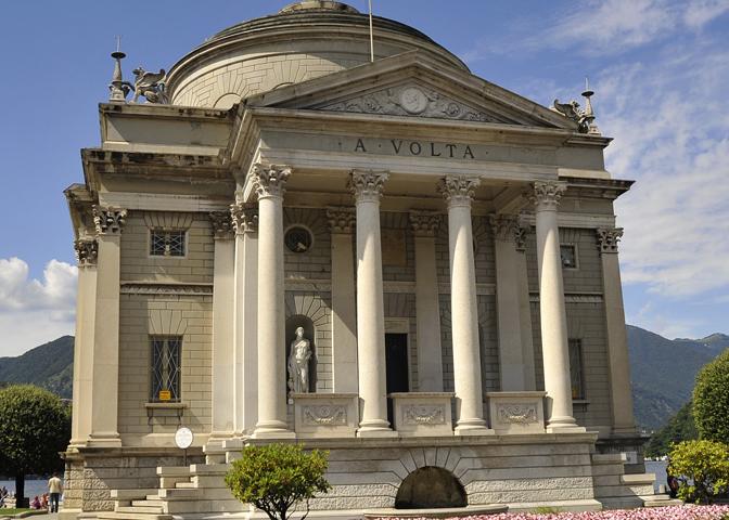 Музей Алессандро Вольта