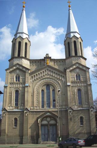 Церковь монахинь Нотр-Дам