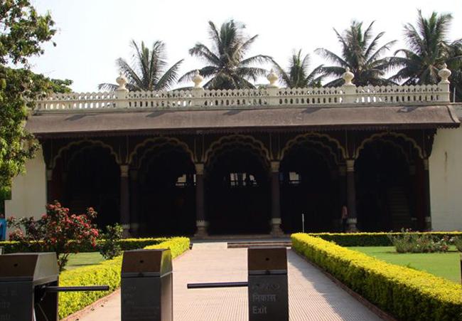 Летняя резиденция султана Типу
