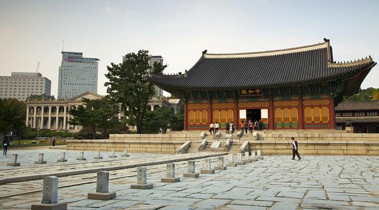 Дворцовый комплекс Токсугун