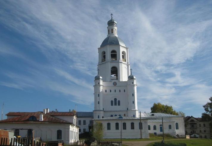 Троицкий Стефано-Ульяновский монастырь