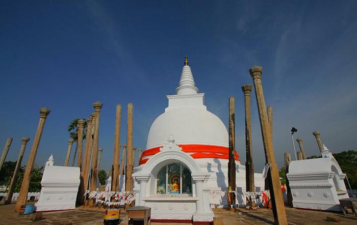 Пагода Тупарама